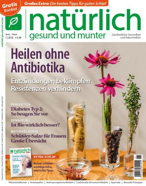 Heilen ohne Antibiotika