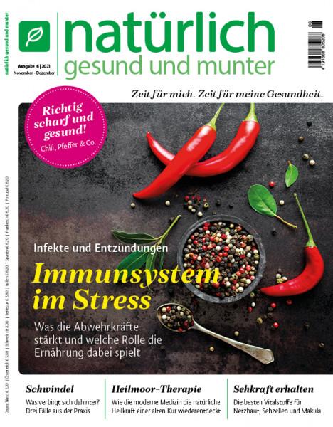 6/21 Immunsystem im Daueralarm
