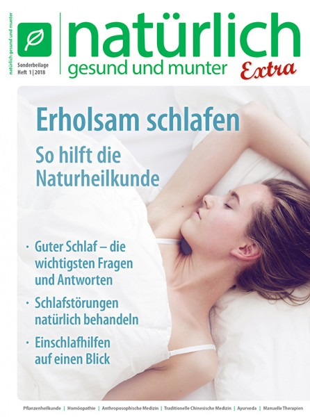 Erholsam schlafen - Pdf-Download