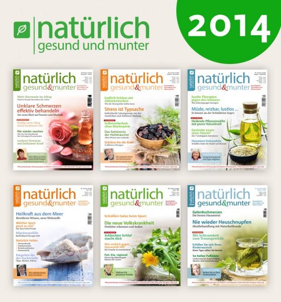 natürlich gesund und munter - Jahrgang 2014