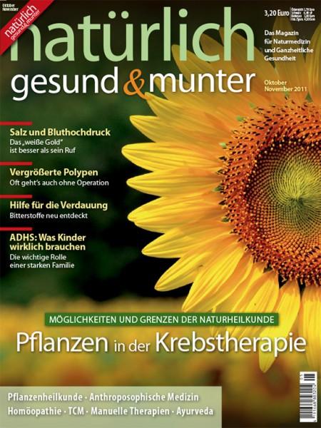 5/11 Pflanzen in der Krebstherapie