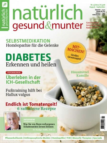 Diabetes erkennen und heilen